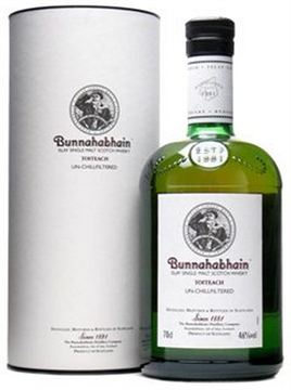 Bunnahabhain Scotch Single Malt Toiteach